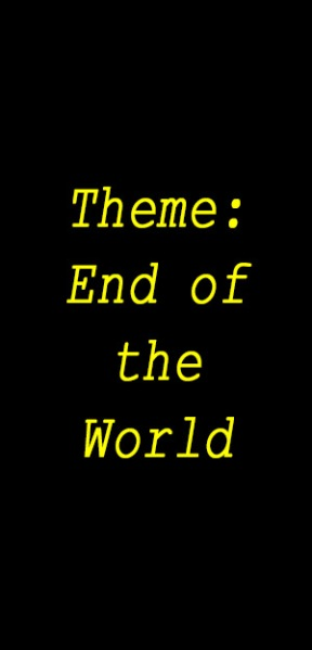 Theme end of world