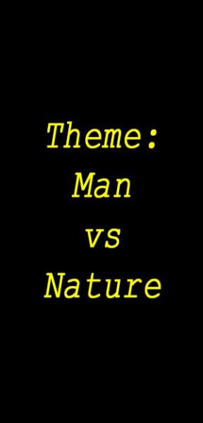 Theme man v nature